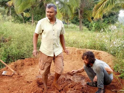 Mud mud mud making